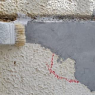 戸建の外壁修理